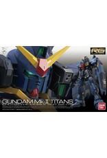 Bandai Bandai 0175716 1/144 RG RX-178 Gundam MK-II (Titans)