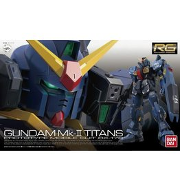 Bandai RG 1/144 RX-178 GUNDAM MK-II (TITANS)