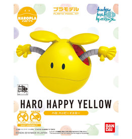 Bandai Haropla Haro Happy Yellow