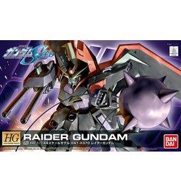 Bandai Bandai 5055738 1/144 HG R10 Raider Gundam