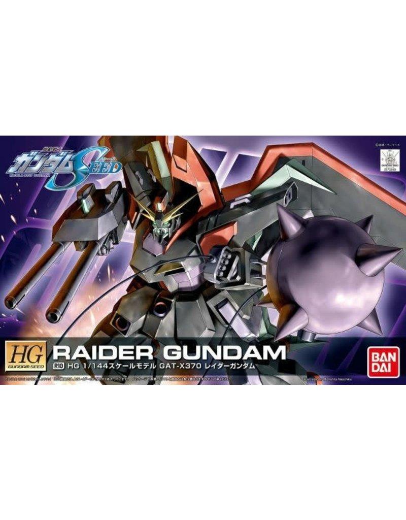 Bandai HG 1/144 R10 RAIDER GUNDAM
