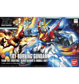 Bandai HGBF 1/144 TRY BURNING GUNDAM