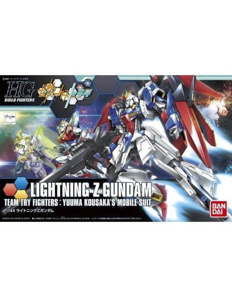 Bandai HGBF 1/144 LIGHTNING Z GUNDAM