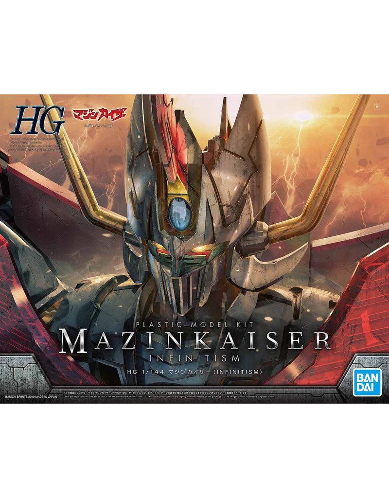 Bandai HG 1/144 MAZINKAISER (INFINITISM)