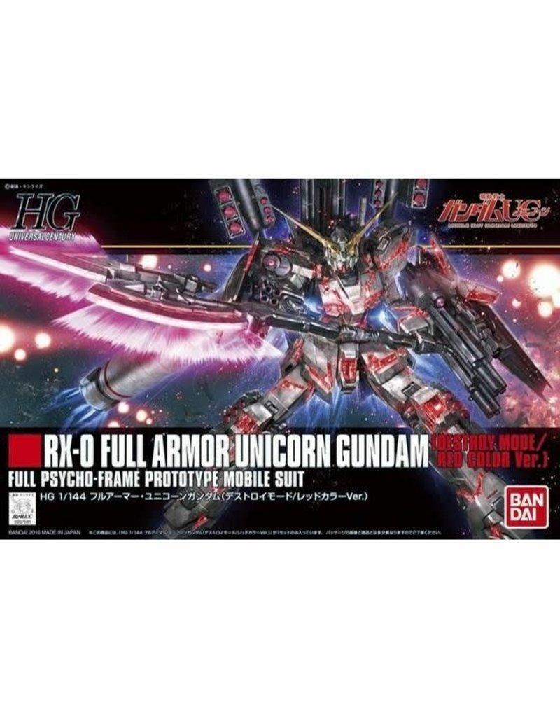 Bandai HGUC 1/144 FULL ARMOR UNICORN GUNDAM