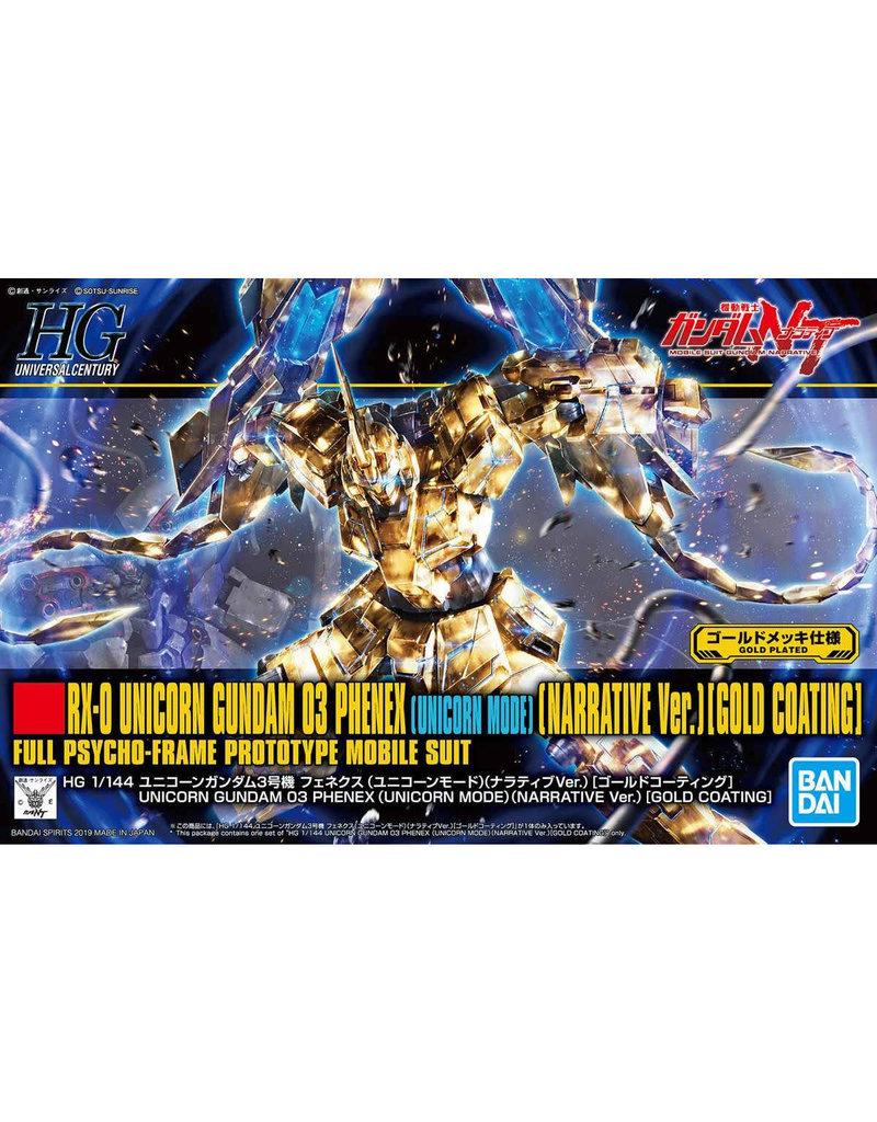 Bandai HGUC 1/144 UNICORN GUNDAM 03 PHENEX