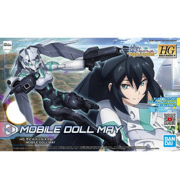 Bandai HGBD:R MOBILE DOLL MAY