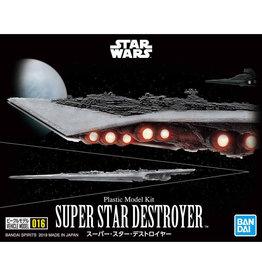 Bandai Bandai Star Wars 5057711 Vehicle Model 016 Super Star Destroyer