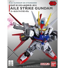Bandai SD GUNDAM EX-STANDARD 002 AILE STRIKE