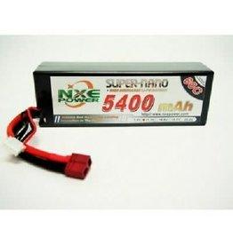 NXE Power 11.1V 5000mAh 45C Hardcase Lipo w/Deans