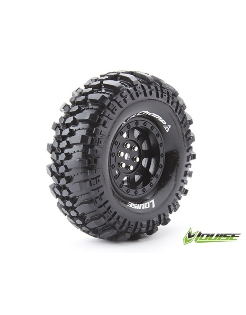 Louise CR-Champ Super Soft Crawler Tyre 1.9""