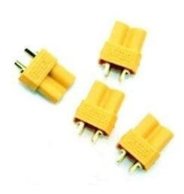 Tornado RC XT30U Plug Female Bullet with male housing 4pcs