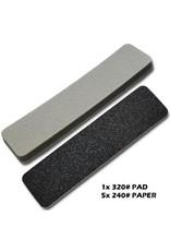 The Scale Modellers Supply SANDING PLATE REFILL (MEDIUM COARSE)