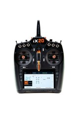 Spektrum Spektrum iX20 2.4Ghz DSM-X 20 Channel Transmitter Only