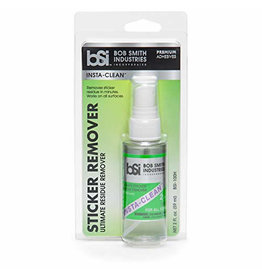 Bob Smith Industries Clear Insta Sticker Remover