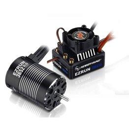 Hobbywing Hobbywing 38010203 EZRUN MAX10 Combo W/3652SL 3300KV (Mini)