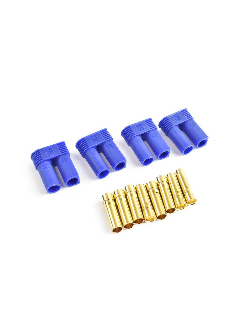 Tornado RC EC5 Plug Female(Female bullet with male housing)4pcs/bag