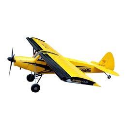 Seagull models Seagull Models Shock Cub ARF Kit, 50cc, Yellow