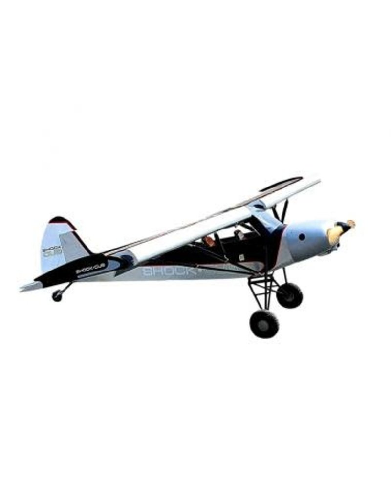 Seagull models Seagull Models Shock Cub ARF Kit, 50cc, Silver
