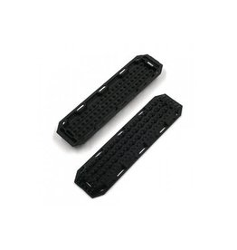 Yeah Racing Yeah Racing 1/10 RC Rock Crawler Black Recovery Boards 2Pcs