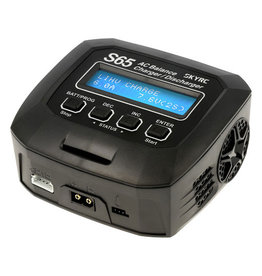 SkyRC S65 AC Balance Charger / Discharger 65W 6AMP Multi Chemistry
