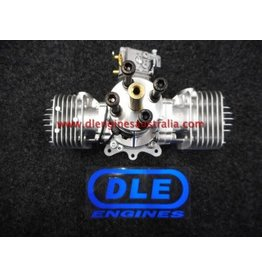 DLE DLE-60 Twin Cylinder Petrol Engine