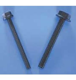 Dubro DUBRO 164 10-32 X 2in NYLON WING BOLTS (2 PCS PER