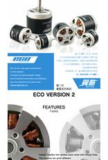 Dualsky Dualsky ECO 2814C 1330kv Brushless Motor