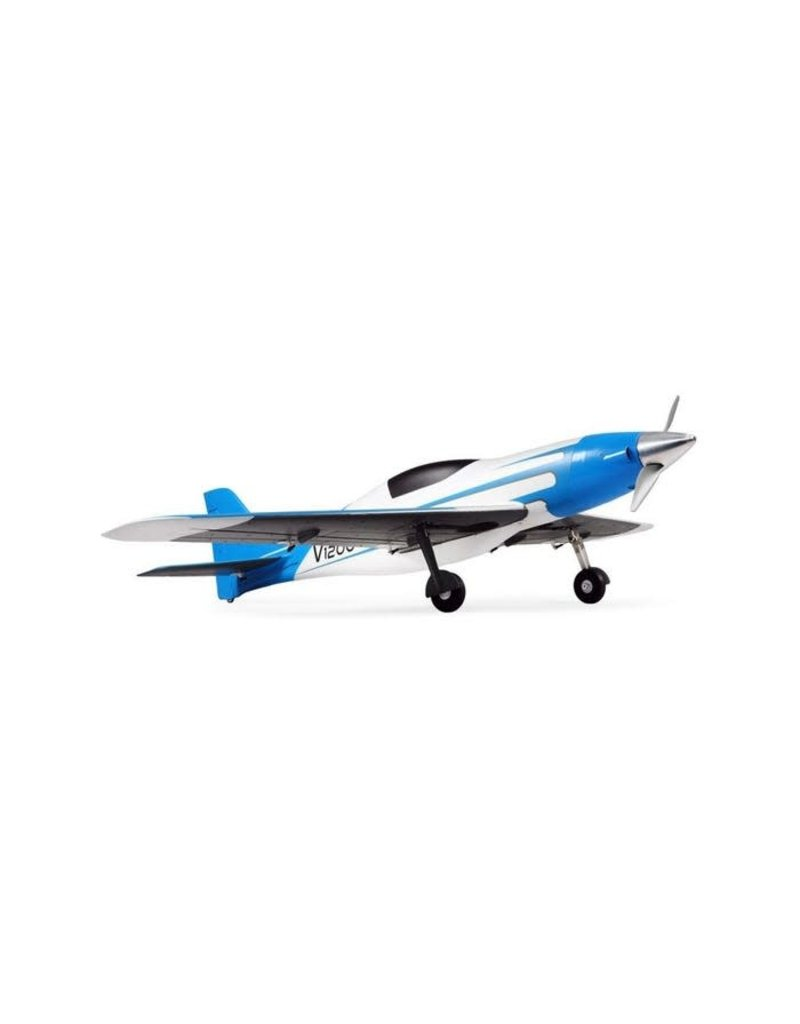 E-Flite E-Flite V1200 RC Plane with Smart Technology, BNF Basic