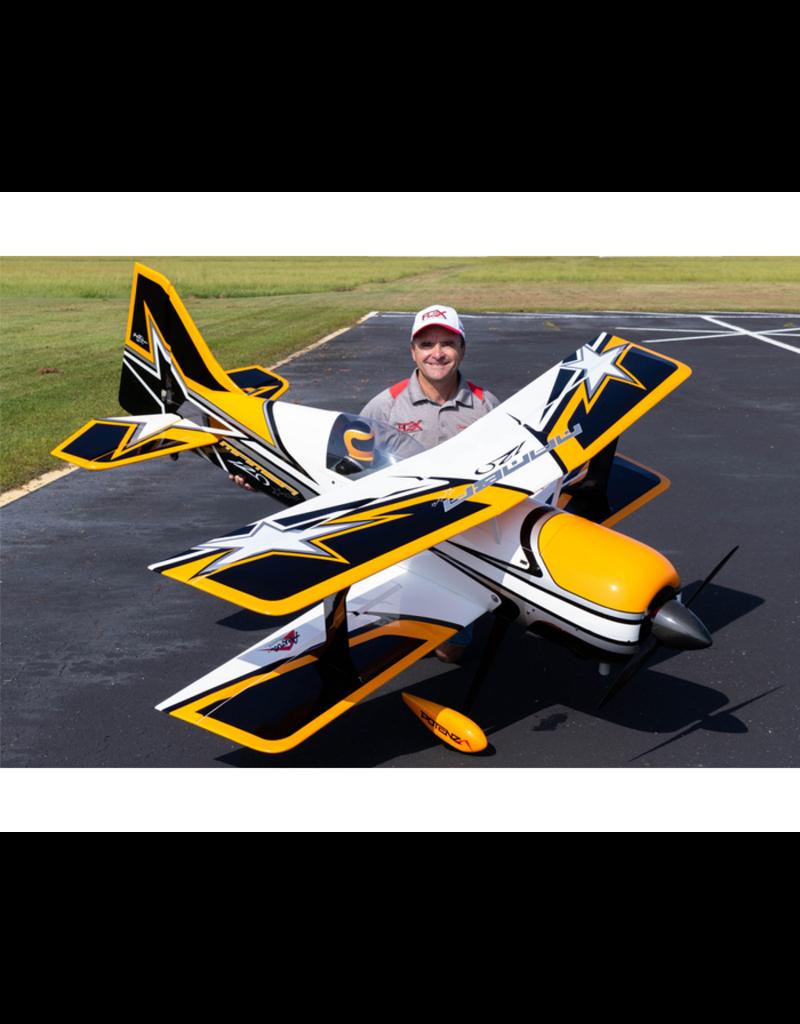 Flex Innovations Flex Innovations Mamba 120cc RC Plane, ARF, Yellow