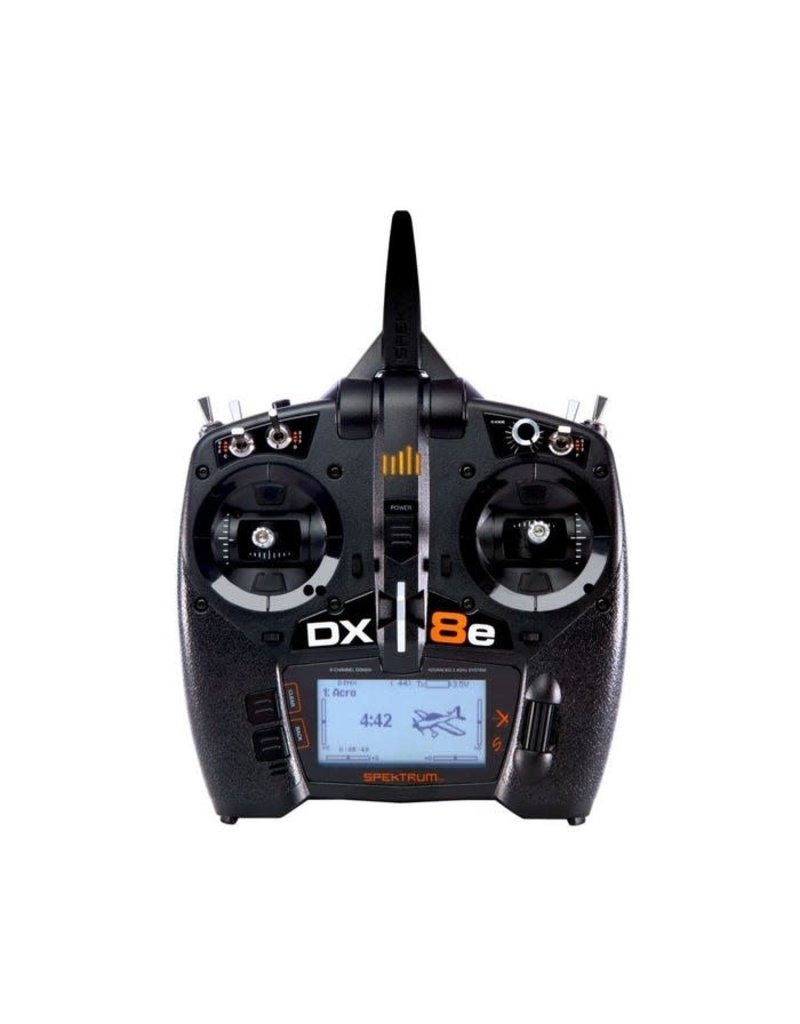 Spektrum Spektrum DX8e 8 Channel DSM-X 2.4GHz Transmitter  Only