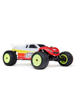Losi 1/18 Mini-T 2.0 2WD Stadium Truck Brushless RTR, Red