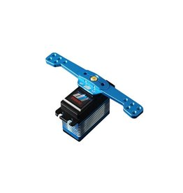 Dualsky Dualsky Alloy Servo Full Arm, 25T, 3.0inch, Blue