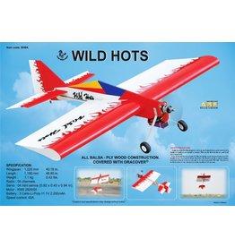 Blackhorse Wild Hots ARF 3D Plane