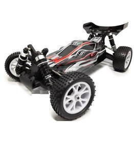 River Hobbies Spirit EBD Brushed RTR 4WD w/7.2V 1800mAH NI-MH battery, Wall Charger, 2.4GHz radio, alum shocks