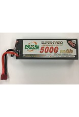 NXE Power NXE 7.4v 5000mah 45c Hard case Lipo w/Deans