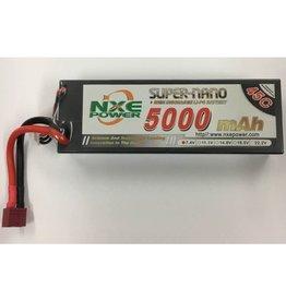 NXE Power NXE 7.4v 5000mah 45c Hard case Lipo w/Deans