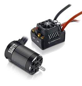 Hobbywing Hobbywing 38010200 EZRUN MAX10 Combo W/SCT3660SL 3200KV Motor