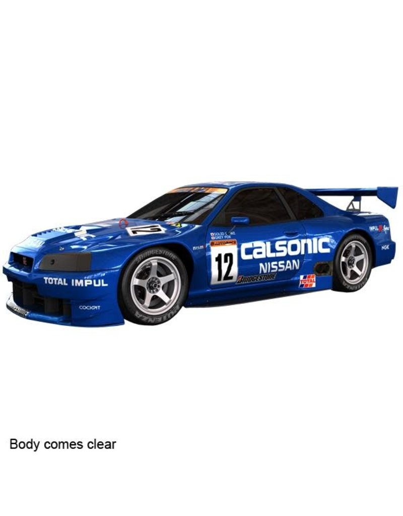 Bodyworx Bodyworx R34 GTR Calsonic
