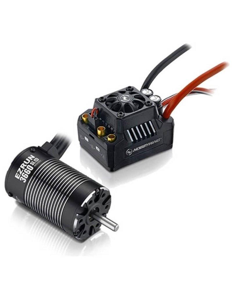 Hobbywing Hobbywing 38010201 EZRUN MAX10 Combo W/SCT3660SL 4000KV Motor