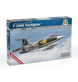 "Italeri Italeri 1296 Lockheed F-104 G Starfighter G ""RECCE"""