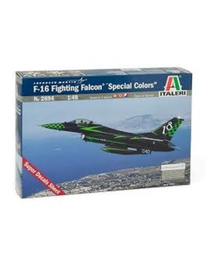 Italeri Italeri 2694 General Dynamics F-16 A / ADV Special Colors