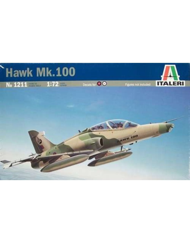 Italeri Italeri 1211 BAE Hawk Series Mk. 100