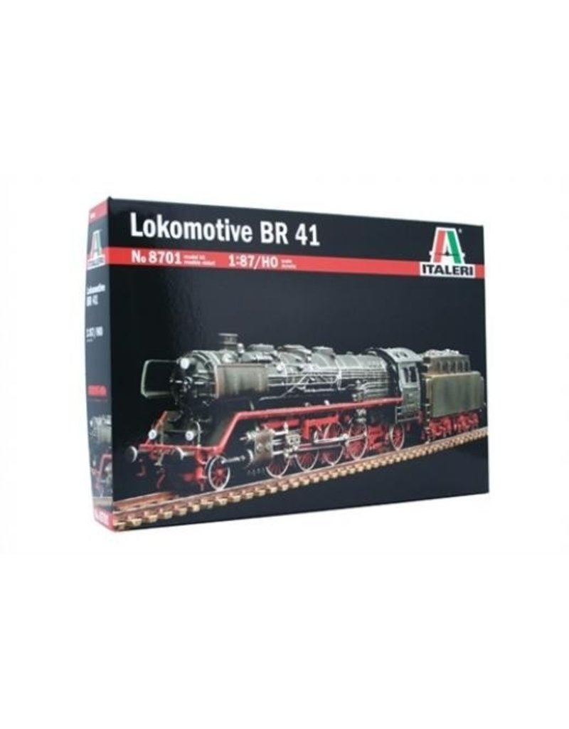 Italeri Italeri 8701 Lokomotive BR 41