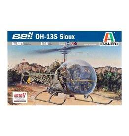 Italeri Italeri 0857 Bell OH-13S Sioux