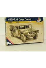 "Italeri Italeri 6484 American M1097 A2 ""Hummer"" Cargo Carrier"