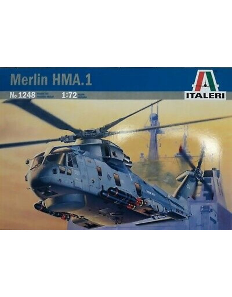 Italeri Italeri 1248 Merlin HMA 1