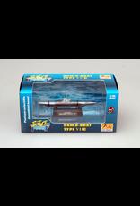 Easy Model EASY MODEL 1/700 SUBMARINE DKM U-BOAT GERMANY NAVY U7C