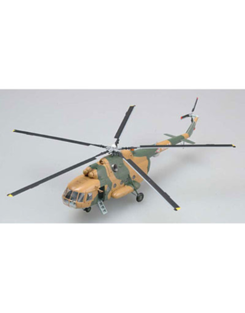 Easy Model 1/72 Helicopter Mi-8 Hip-C Hungarian Air Force Mi-8T No.10426 Assembled