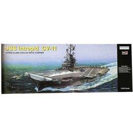 Academy Academy 1/350 Ship USS Intrepid Carrier CVS 111